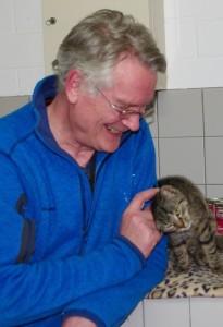 Tierarzt Joachim Lessing