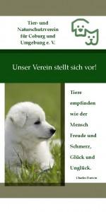 Tierheim Flyer