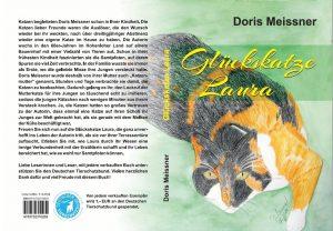 Buch Glückskatze Laura