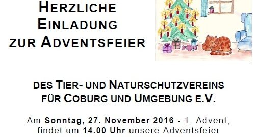 Adventsfeier 27-11-16
